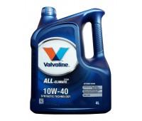 VALVOLINE  ALL CLIMATE EXTRA 10W-40 (4л)