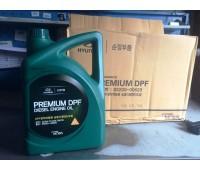 Масло ДВС MOBIS 5W-30 Premium DPF Diesel (6л) (5л)