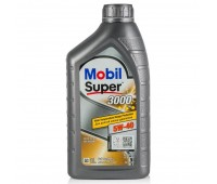 Mobil Super 3000 X1 5W-40 (1л) Европа