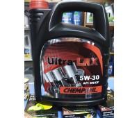 Chempioil Ultra LRX 5w-30 SN/CF (4л) C3, VW 504.00/507.00 Сделано в Европе!