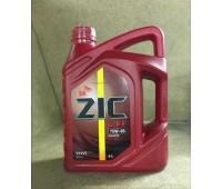 Масло трансмисс. ZIC 75W-85 G-FF (4л) Синтетика Корея