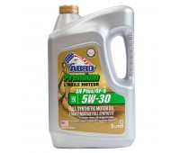 ABRO Premium Full Synthetic  SAE 5W-30 (5л) USA