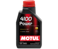MOTUL 4100 Power 15W-50 A3/B3, SL/CF (1л).