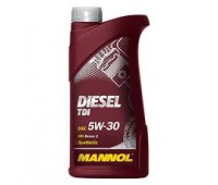 Mannol Diesel TDI 5w-30 (1л) SN/CF C3 VW 505 GM Dexos 2