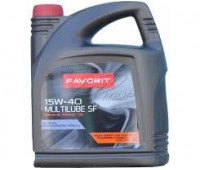 FAVORIT Multilube SF 15w-40 (4л) SF/CD (4)
