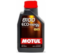 MOTUL 8100 Eco-nergy 0W-30 А5/В5, SL/CF (1л)