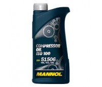 Mannol Compressor Oil ISO 100 1л(20)