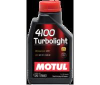 MOTUL 4100 Turbolight 10W-40 A3/B4, SM/CF (1л) , шт