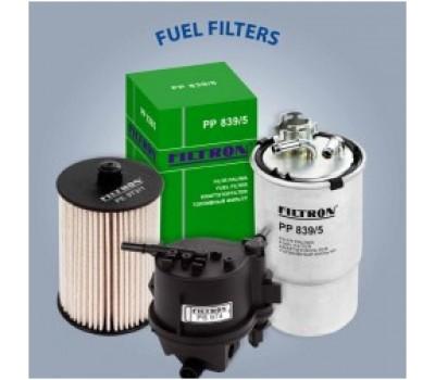 FILTRON PE8165  Фильтр топливный FORD FOCUS 2/KUGA 04- 2.0 DIESEL