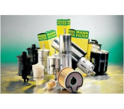 MANN-FILTER WK6122  Фильтр топливный DAEWOO/PEUGEOT ESPERO/NEXIA/3008 06-