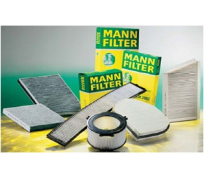 MANN-FILTER CUK3360 Фильтр салона PORSCHE/PSA -12/-04 угольный